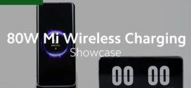 Xiaomi dévoile un chargeur sans fil 80W, qui recharge totalement une batterie en 19 minutes
