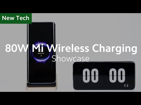 Xiaomi 80W wireless
