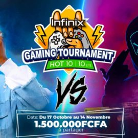 Infinix Hot 10 Gaming Tour
