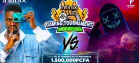 Infinix Hot 10 Gaming Tour, premier tournoi de jeux videos sur mobile en Afrique