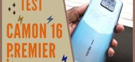 Tecno Camon 16 Premier, notre test complet du mobile en vidéo