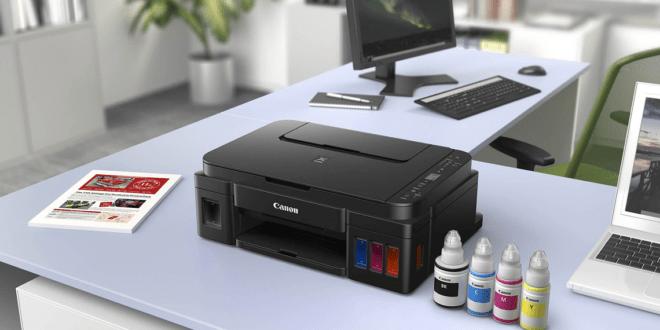 Découvrons ensemble l'imprimante Canon G 3411