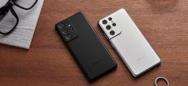 Samsung Galaxy S21 Ultra : fiche technique, caractéristiques et prix