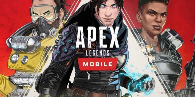 ApexLegends Mobile bientôt disponible sur Android etiOS
