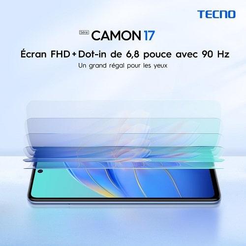 Camon 17 Pro