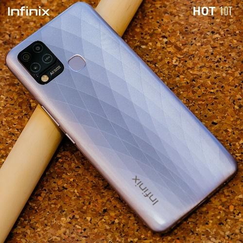 Infinix Hot 10T