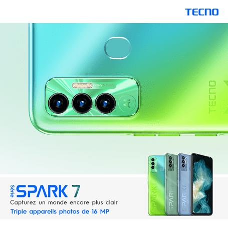Tecno Spark 7P
