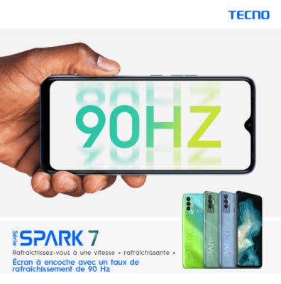 Spark 7P