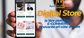 Digitalstore.ci : le 1er e-commerce, conçu pour améliorer l'expérience client
