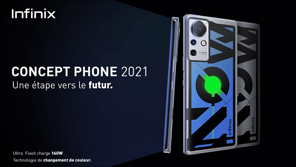 Infinix Concept 2021