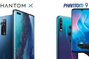 TECNO MOBILE: Comparatif PHANTOM X & PHANTOM 9