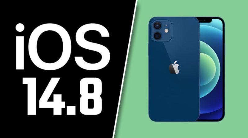 Apple : iOS 14.8 désormais disponible en téléchargement